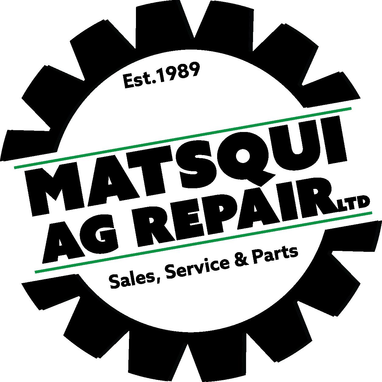Matsqui Ag Repair Logo | farm equipment dealer in abbtosford bc